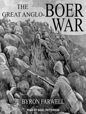 cover image of The Great Anglo-Boer War