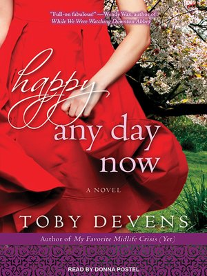 cover image of Happy Any Day Now