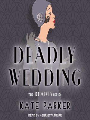 cover image of Deadly Wedding