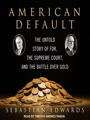 cover image of American Default