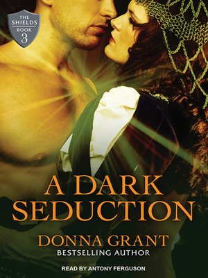 cover image of A Dark Seduction