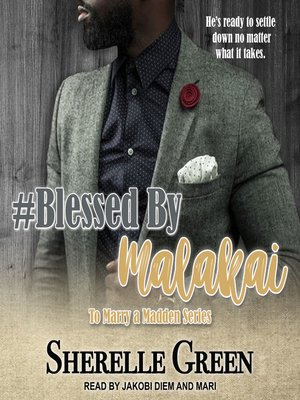 cover image of #Blessed by Malakai