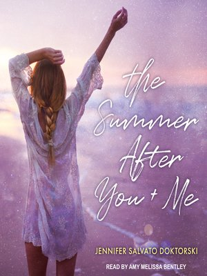 cover image of The Summer After You and Me