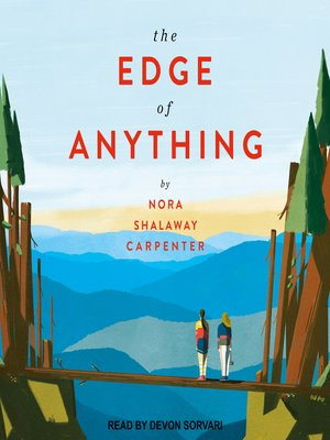 cover image of The Edge of Anything