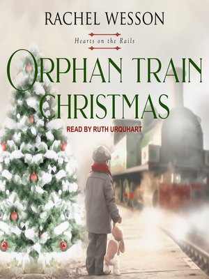 cover image of Orphan Train Christmas