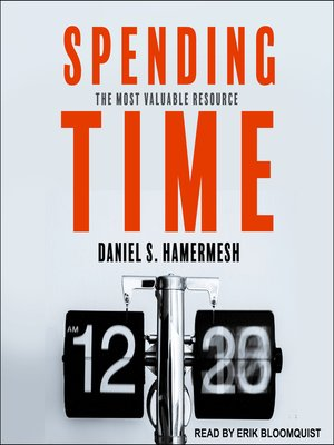 cover image of Spending Time