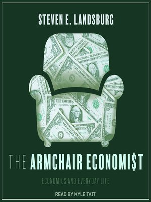 cover image of The Armchair Economist