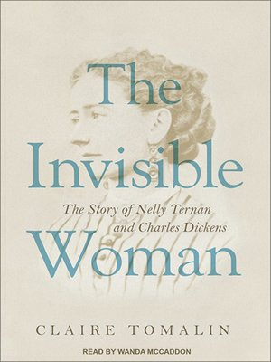 cover image of The Invisible Woman