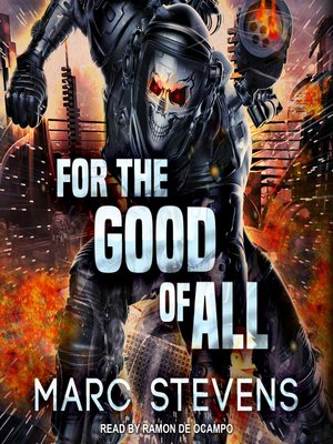 cover image of For the Good of All