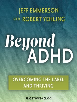 cover image of Beyond ADHD