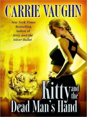 cover image of Kitty and the Dead Man's Hand