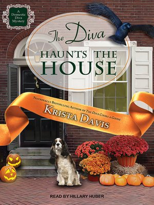 cover image of The Diva Haunts the House