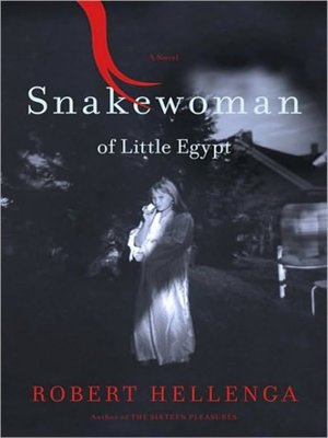 cover image of Snakewoman of Little Egypt