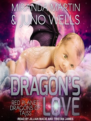 cover image of Dragon's Love