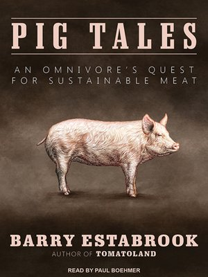 cover image of Pig Tales
