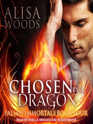 cover image of Chosen by a Dragon