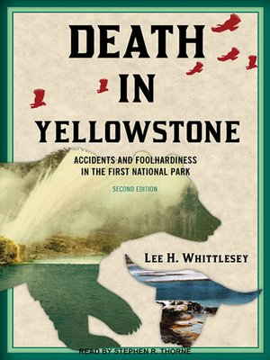 cover image of Death in Yellowstone