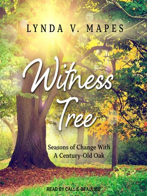 cover image of Witness Tree