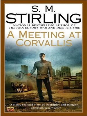cover image of A Meeting at Corvallis