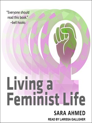 cover image of Living a Feminist Life