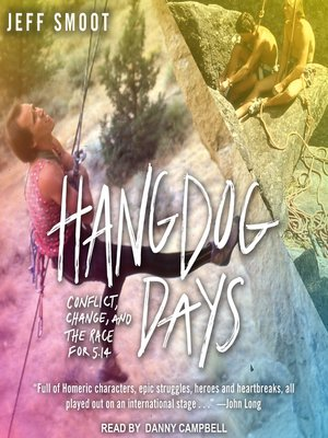 cover image of Hangdog Days