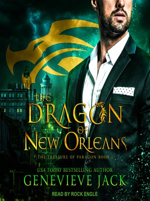 cover image of The Dragon of New Orleans