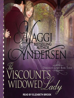 cover image of The Viscount's Widowed Lady