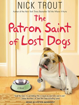 cover image of The Patron Saint of Lost Dogs