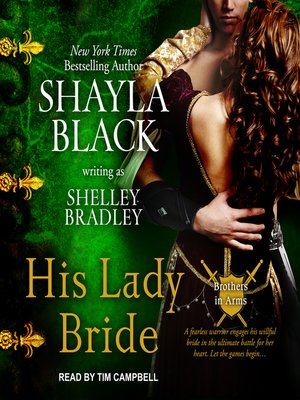 cover image of His Lady Bride