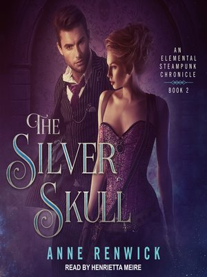 cover image of The Silver Skull