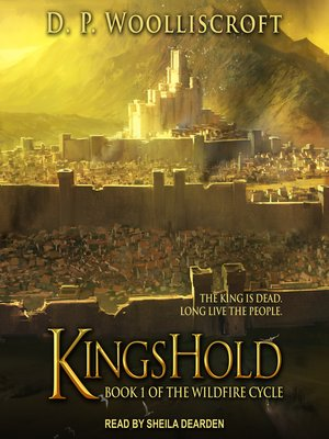 cover image of Kingshold