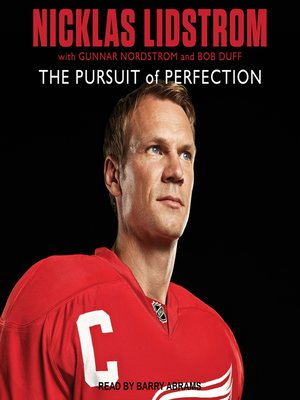 cover image of Nicklas Lidstrom