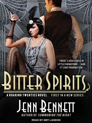 cover image of Bitter Spirits