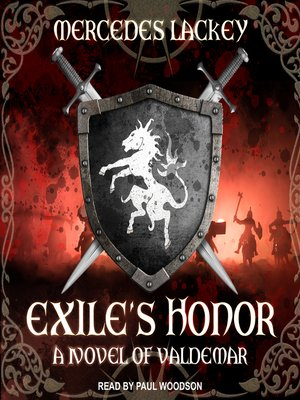 cover image of Exile's Honor