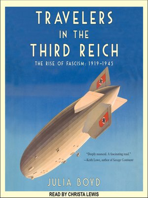 cover image of Travelers in the Third Reich
