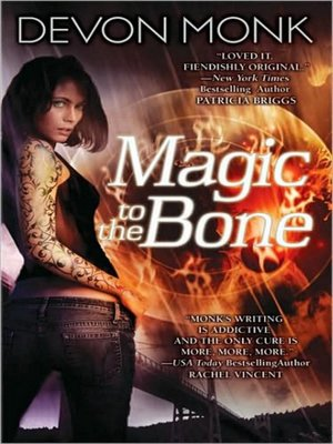 cover image of Magic to the Bone