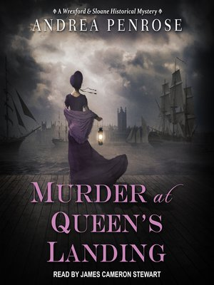 cover image of Murder at Queen's Landing