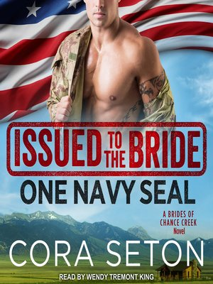 cover image of Issued to the Bride One Navy SEAL