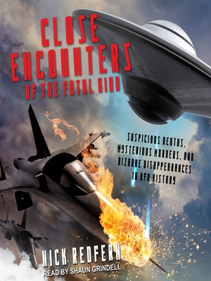cover image of Close Encounters of the Fatal Kind