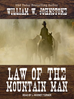 cover image of Law of the Mountain Man