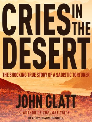 cover image of Cries in the Desert