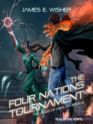 cover image of The Four Nations Tournament
