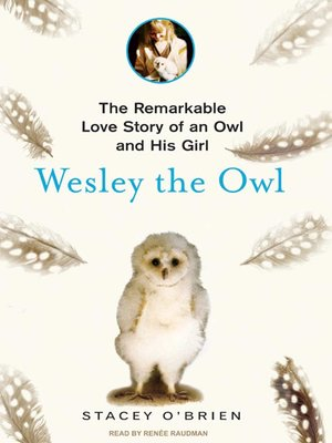cover image of Wesley the Owl