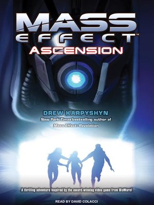 cover image of Mass Effect--Ascension