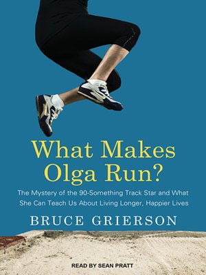 cover image of What Makes Olga Run?