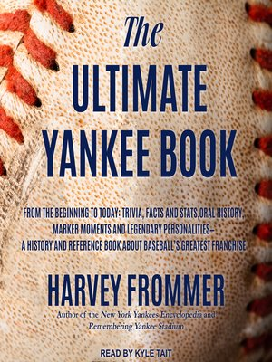 cover image of The Ultimate Yankee Book