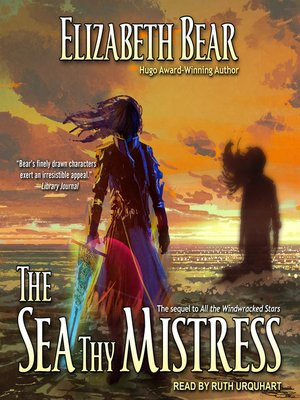 cover image of The Sea Thy Mistress