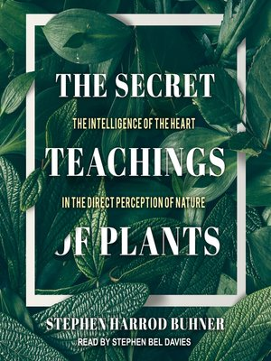 cover image of The Secret Teachings of Plants