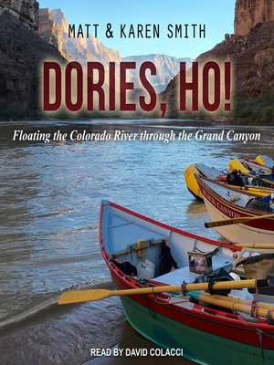 cover image of Dories, Ho!