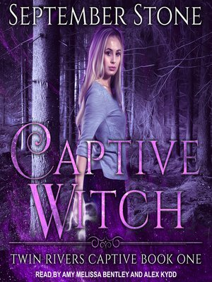 cover image of Captive Witch